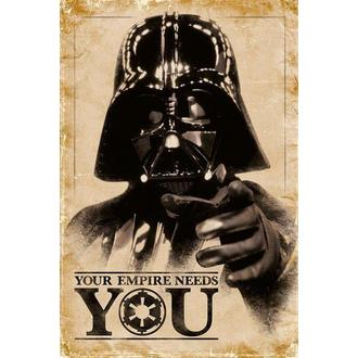 plakát Star Wars - Your Empire Needs You, PYRAMID POSTERS