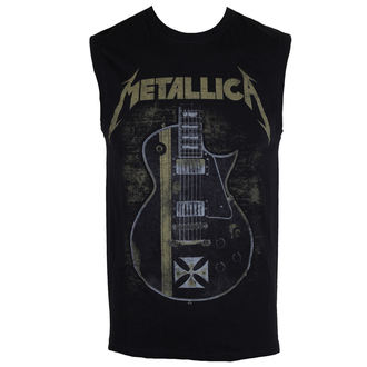 tílko pánské Metallica - Hetfield Iron Cross - Black, Metallica