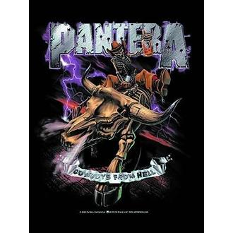 vlajka Pantera - Cowboys From Hell, HEART ROCK, Pantera